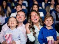 Enjoy a rainy day at the movies