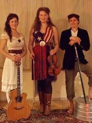 Southern Vermont folk trio Ida Mae & the Honest Mistakes