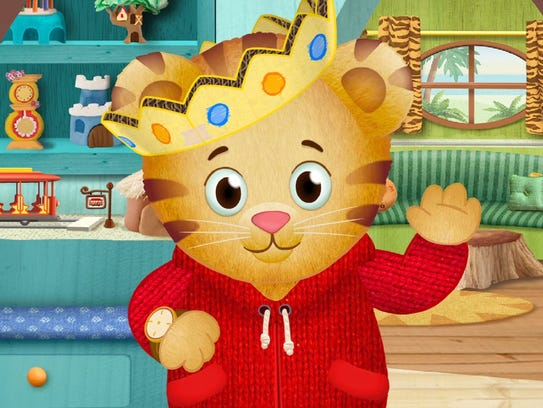 """Daniel Tiger's Neighborhood"" is an animated children's"