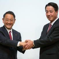 Under secret code name, Toyota-Mazda set off race for 4,000-job plant