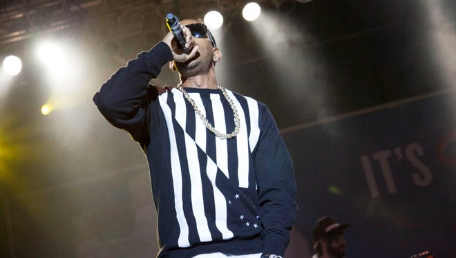 Rapper Ludacris returns to Summerfest's Miller Lite Oasis stage July 2.