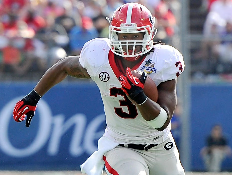 2013-01-01-todd-gurley-georgia-football