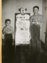 20C. Jim & Karl in 1953 7x7.jpg