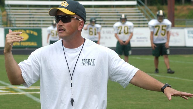 Former Reynolds football coach Steve McCurry is the Rockets new athletic director.