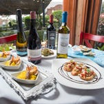 Skopelos at New World previews its first wine festival