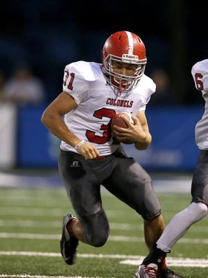 Jose Torres is back for Dixie Heights after leading the Colonels in rushing last season.