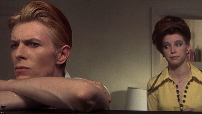"""Candy Clark, who starred opposite David Bowie in the sci-fi classic """"The Man Who Fell to Earth,"""" is set to speak about the film, her experiences with the late rocker and her career on Aug. 13 during the Plaza Classic Film Festival, organizers announced Thursday."""