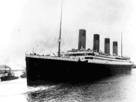 Titanic shipyard in Northern Ireland faces administration
