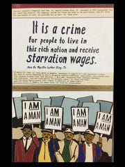 """Tim Shenk, third place, """"What Would MLK Say About a Living Wage in Tompkins County?"""""""