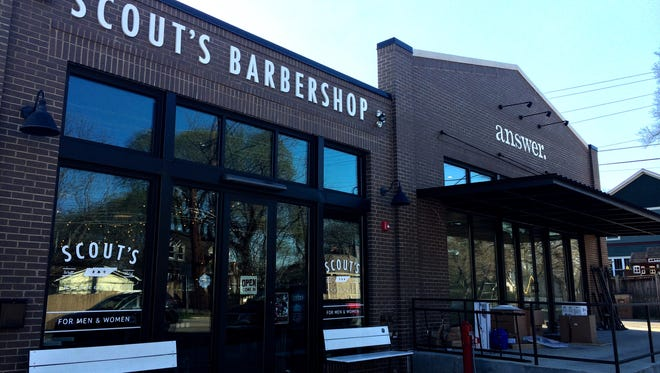 Answer restaurant opens April 4 next to Scout's Barbershop in Sylvan Park.