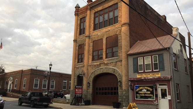 The old Columbia firehouse, located at 27 N. 4th St., was recently leased and is expected to become a restaurant and brewery in early 2018.