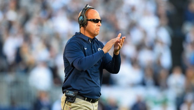 "James Franklin knows Saturday's white out crowd gives his Nittany Lions an advantage, as long as they don't let the added attention distract them. ""I think people realize the only thing I like more than Christmas is a white out football game,"" he said. ""I'm jacked up like I am every year because the environment is special. I love standing at that tunnel, feeling the energy and electricity in the stadium ..."""