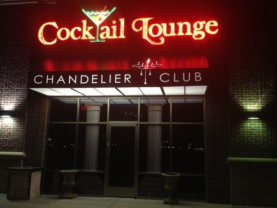 Chandelier Club closed in Darboy in October.