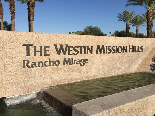 The Westin Mission Hills Golf Resort & Spa is celebrating