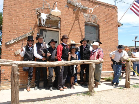 Venture to the northern side of the county and take in some Old West ghost town fun in White Oaks. (White Oaks Pottery, No Scum Allowed Saloon, White Oaks School Museum).