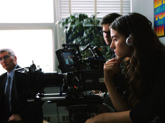 """Metuchen-raised actress-writer-director Quinn Shephard directs """"Blame,"""" her feature-length directorial debut that she shot and will screen June 23 in her hometown. The screening at Metuchen High School is in association with Junebug ArtFest, for which she also will appear June 17 to help kick off the monthlong celebration's third week."""
