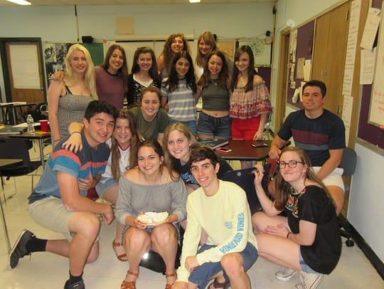 Hi's Eye, Westfield High's School's independent, student-run