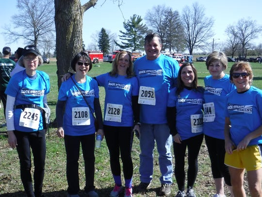 Last year's Run With Rotary 5K Road Race & One Mile
