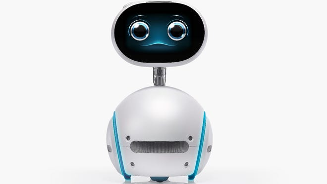The Asus Zenbo home robot.