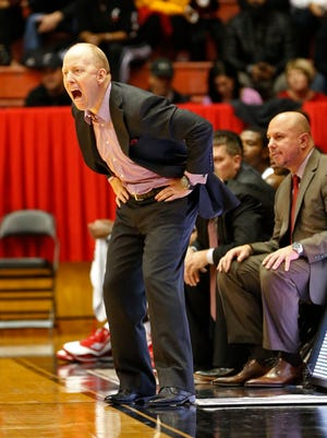 UC head coach Mick Cronin's biggest concern with his team through the first three games is an apparent lack of physical and mental toughness.
