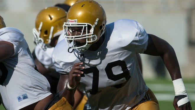 NFL.com has created a profile of Alabama State offensive tackle Jylan Ware.