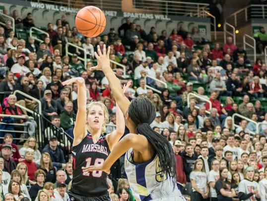 Marshall Girls Semifinals 8