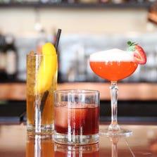Drinks at Virtu in Scottsdale.