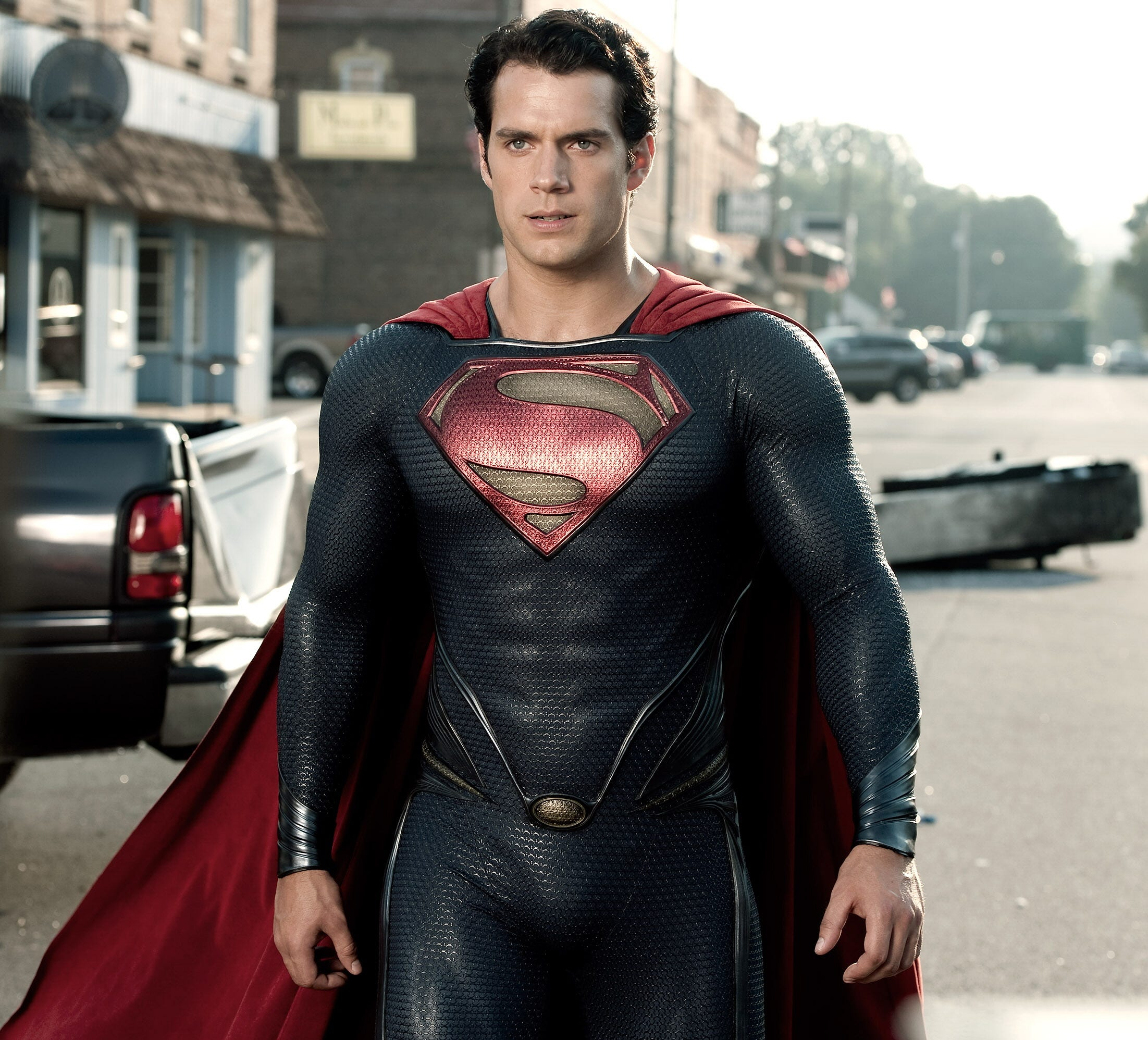 Justice League gives us a Superman worthy of the Man of Steels name