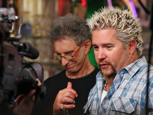 Guy Fieri Terry Turf Club 2010
