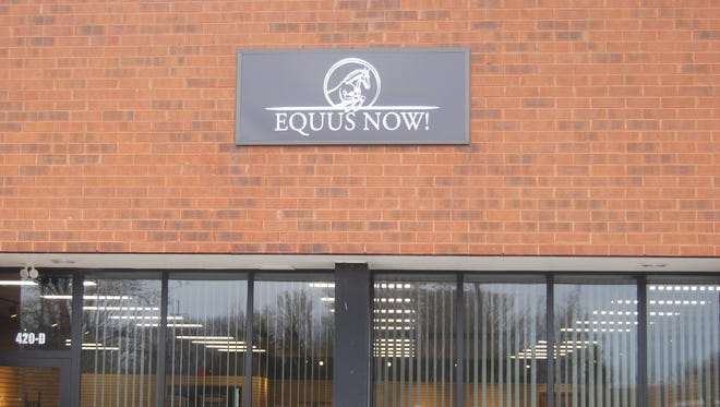 English equestrian apparel and supply store Equus Now! will open in Loveland in April. Feb. 28, 2017