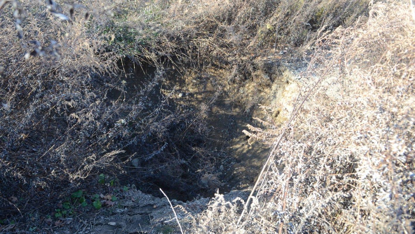 epa says ringwood cleanup won u0027t worsen sinkholes