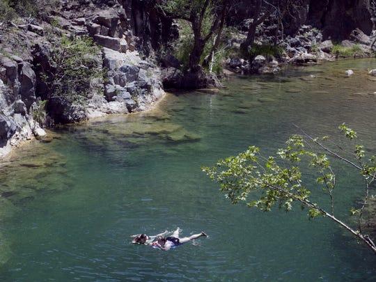 Este parque estatal es uno de los destinos favoritos