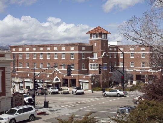 In Prescott, the Hassayampa Inn is said to be haunted