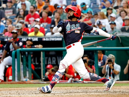 USP MLB: ALL STAR GAME-FUTURES GAME S OTH USA DC