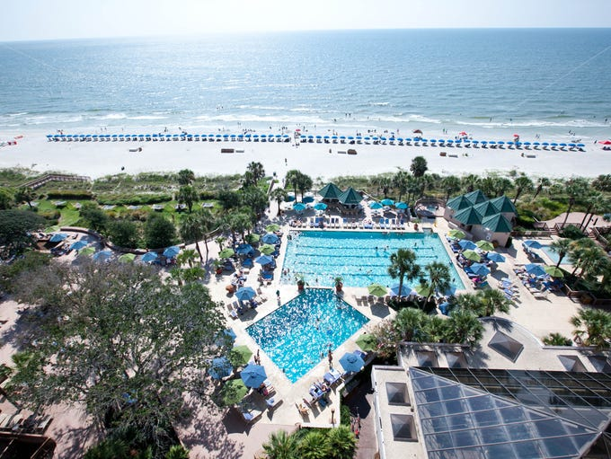 Hilton Head Marriott Resort & Spa, South Carolina:
