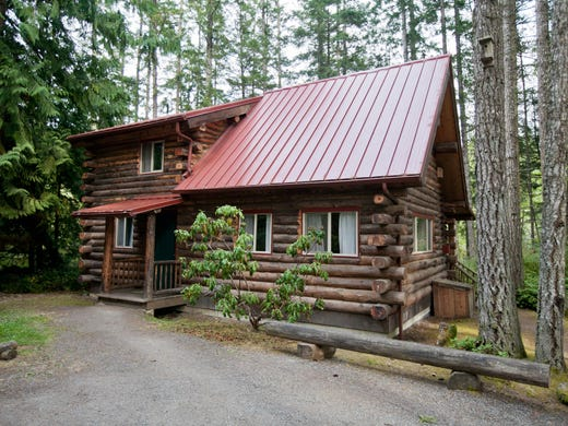 Coziest Cabins From Coast To Coast