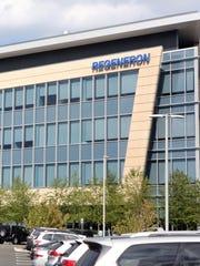 Regeneron Pharmaceuticals headquarters in Greenburgh.