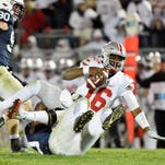Ohio State scores in final minutes against Penn State to secure comeback victory