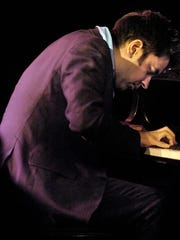 Vijay Iyer, shown performing at the Burlington Discover