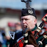 Saturday's St. Patrick's Day Grand Parade, bagpipes and all, will conclude a week-long St. Patrick's Day celebration in New London.