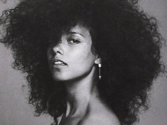 HERE, Alicia Keys
