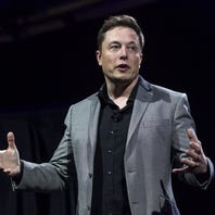 Tesla shares drop amid reports of Securities and Exchange Commission subpoena