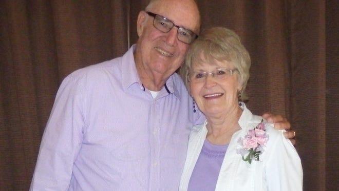 Chuck and Rose Harlan