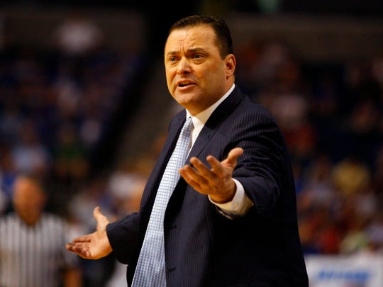Billy Gillispie was the head coach at UK for two seasons.