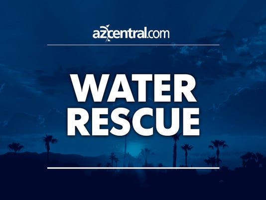 azcentral placeholder Water rescue