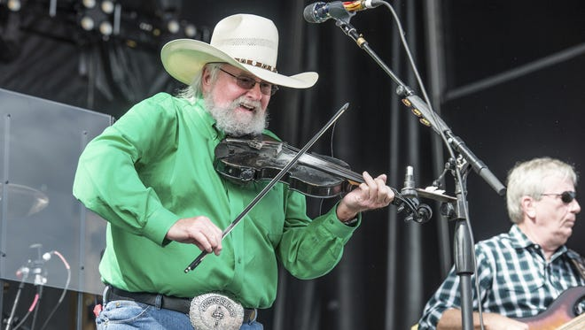 Charlie Daniels 20th Volunteer Jam is set for March 7 at Bridgestone Arena.