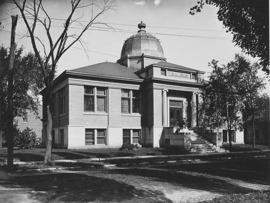 The public library in Stevens Point.