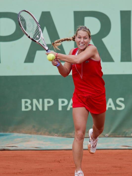 TENNIS: French Open-Azarenka vs Cibulkova