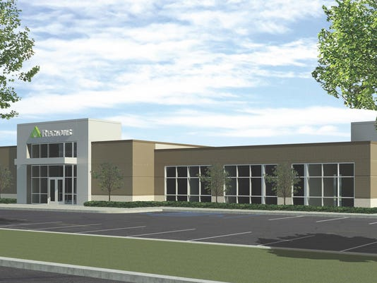 Lowes Drive Regions Branch Rendering