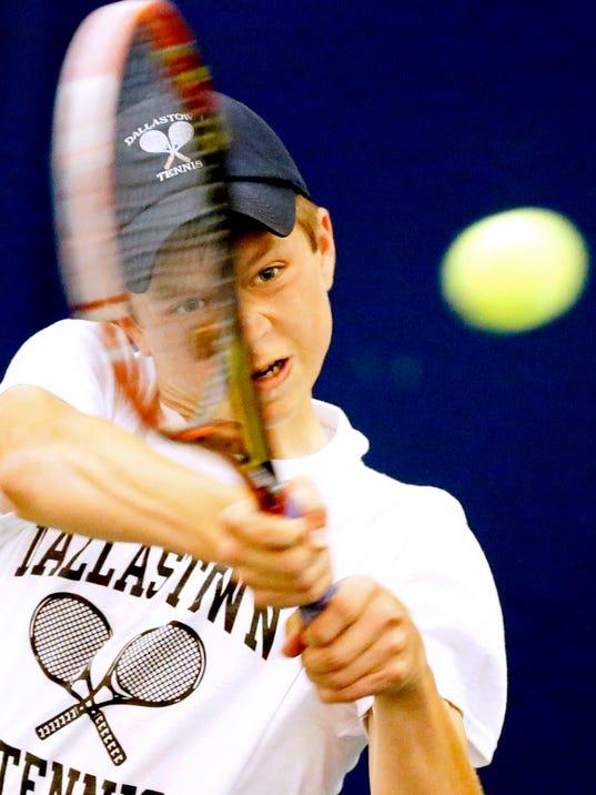 York-Adams Boys Singles Tennis Finals